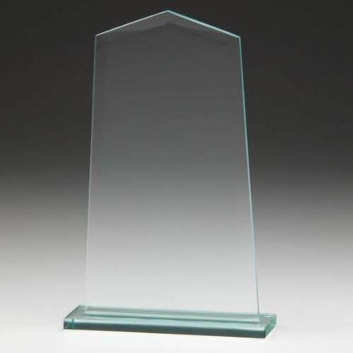 Jade Acclaim Crystal Award 210mm
